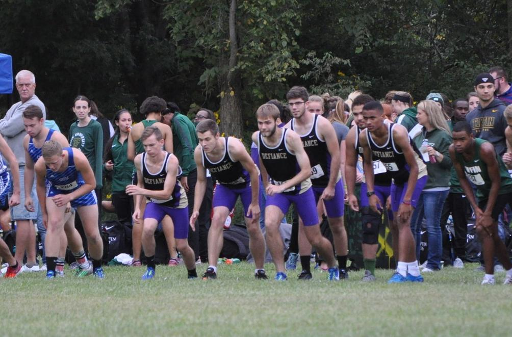 Cross Country Competes at the All-Ohio Championships