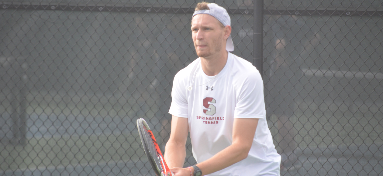 Men's Tennis Grinds Out 5-4 Win Over Western Connecticut State