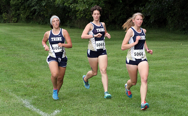 Binfet Breaks School Record at MIAA Jamboree