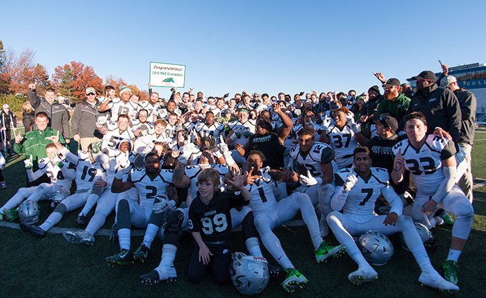 CHAMPIONS! No. 23/24 Mustangs Down Lycoming 28-10, Claim MAC Crown
