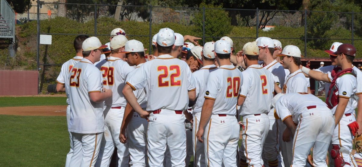 CMS Baseball Falls 6-3 at Cal Lutheran to Open SCIAC Play