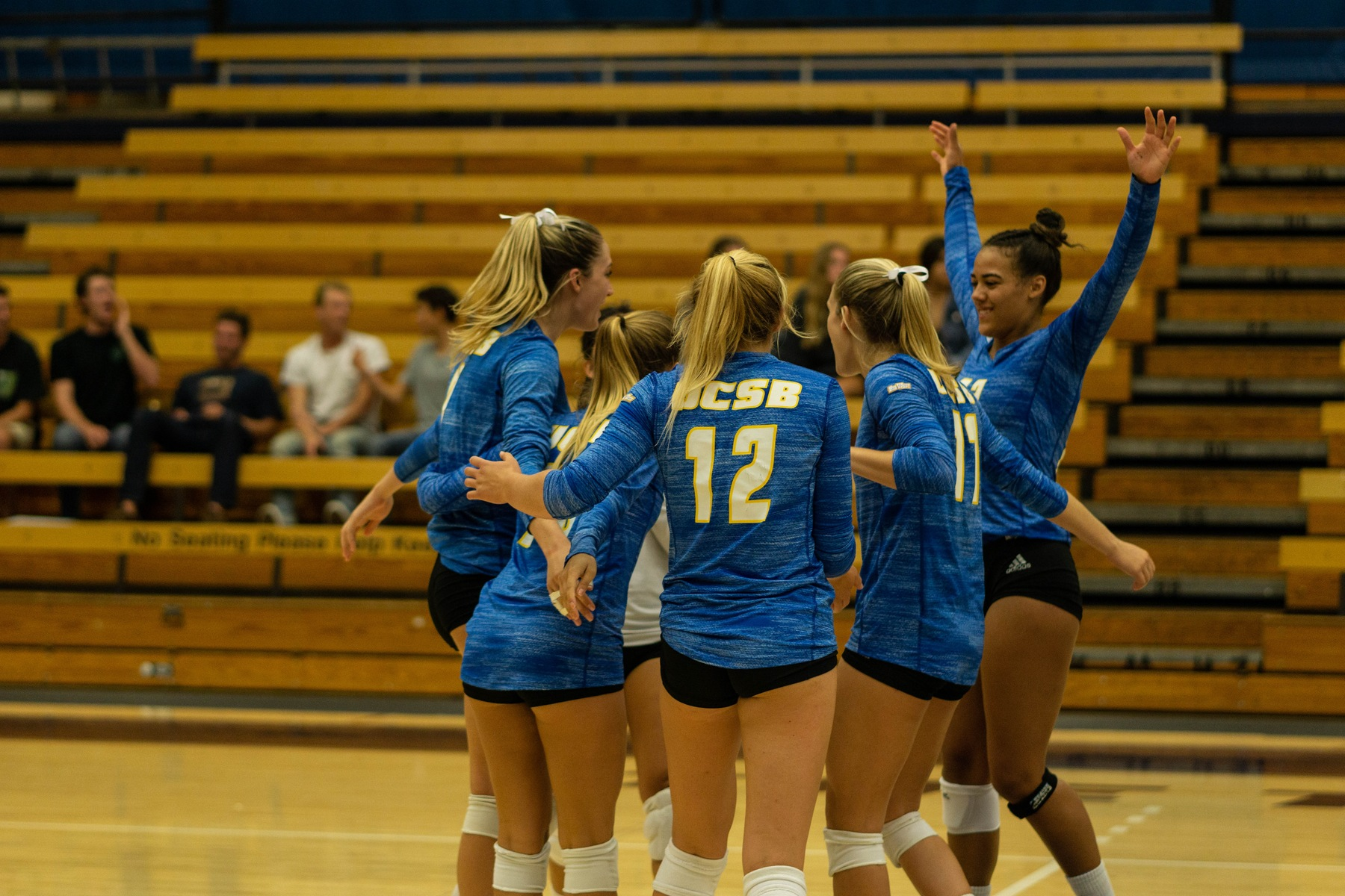 KEYT: UCSB Women's Volleyball Visits Girls Inc.