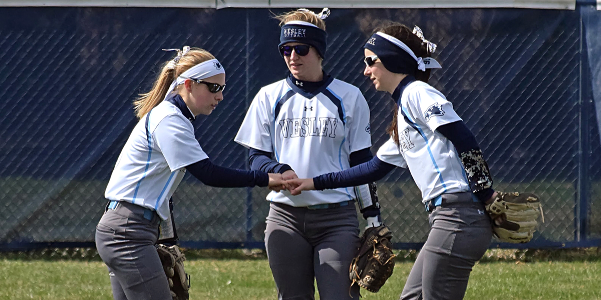 Softball sweeps doubleheader with Lycoming, Gettysburg