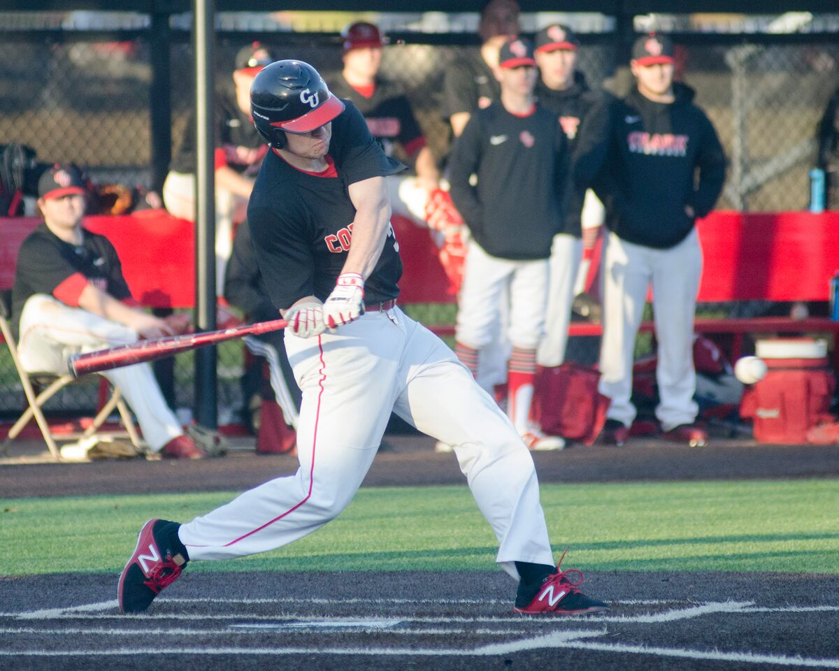 Baseball Explodes for 24 hits in 13-8 victory over Penn. State-Abington
