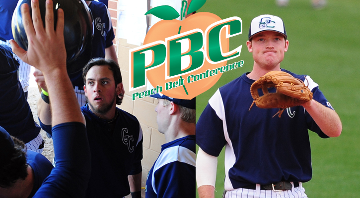 Sandlin, Benson Take Weekly Peach Belt Honors