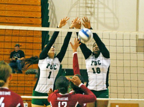 Rams Fall at Baruch Tri-Match