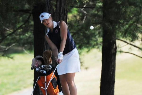 Lady Eagles take fifth at Wingate's Hargett Invitational