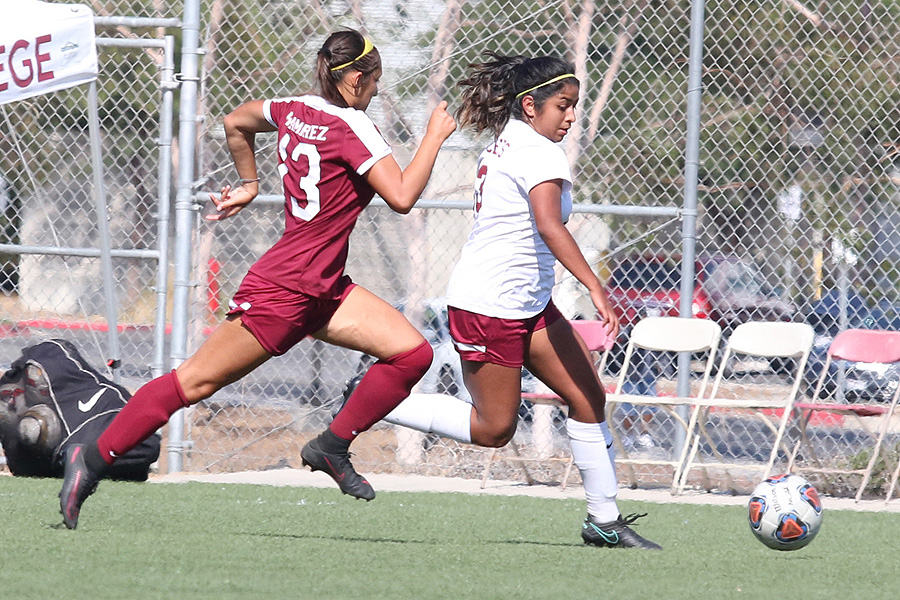 Lead Slips Away In Women's Soccer Loss At Norco