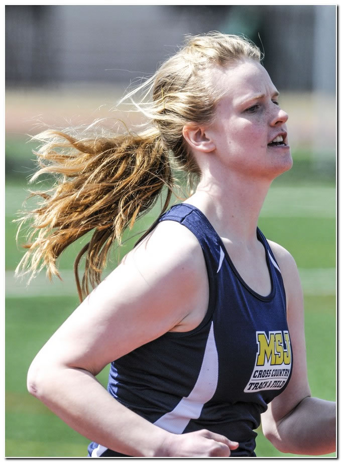 Mount women's track & field team competes at the Anderson University Easter Invitational