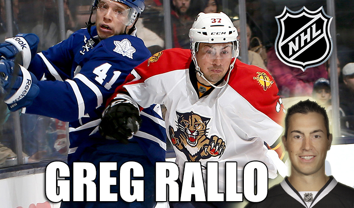 Former Ferris State Skater Greg Rallo Agrees To NHL Contract With Florida Panthers