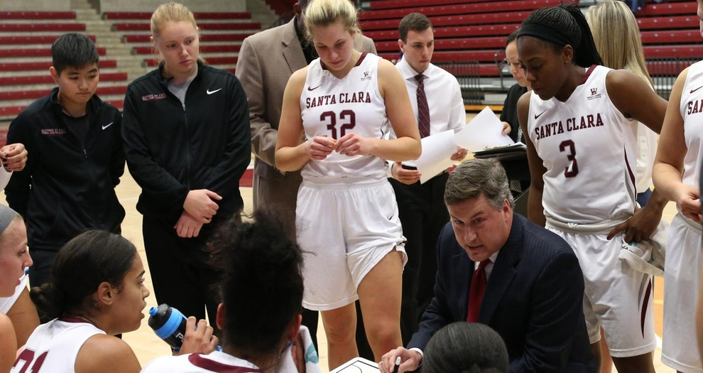 Women's Basketball Faces UC Santa Cruz in First Exhibition Action