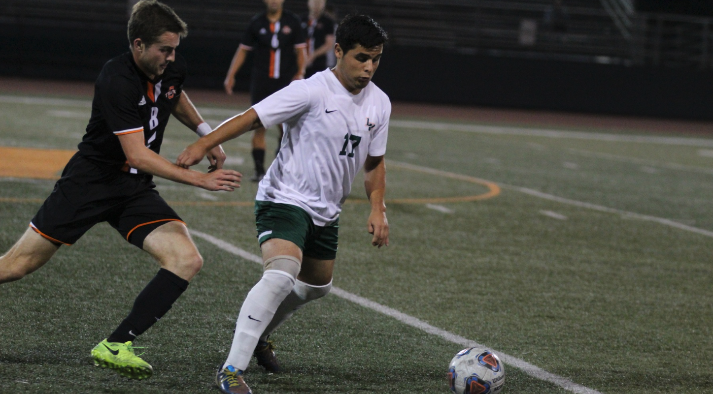 Men's Soccer Rolls to Season Opening Win
