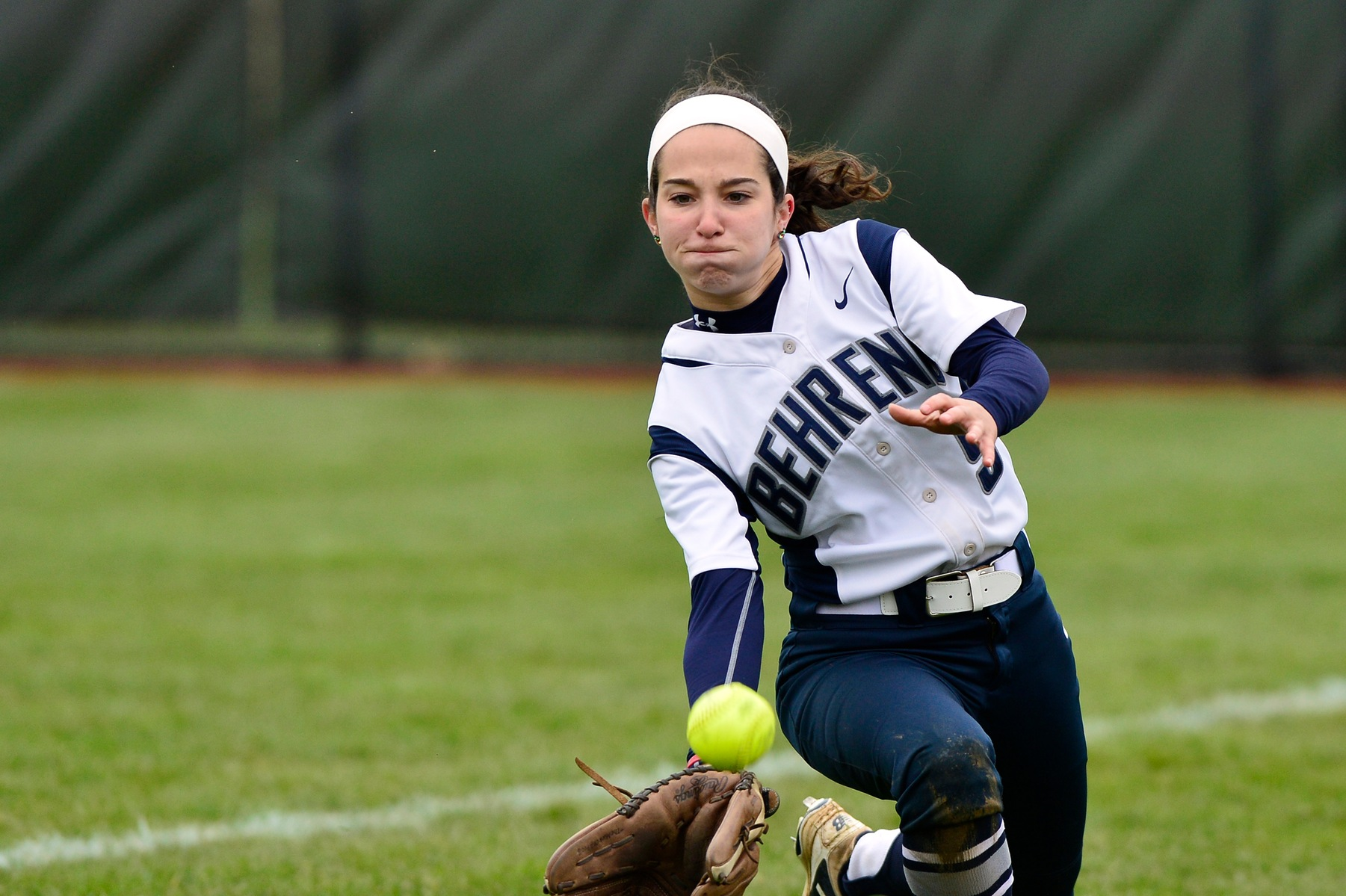 Lions Sweep Mt. Aloysius; Hauser Gets 100th Hit