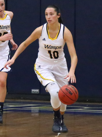 Emory & Henry Women's Basketball Pulls Away From Sewanee, 80-56, Friday Evening At Home