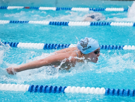 Women S Swimming Diving Opens 2016 17 Season Against Middlebury Sunday Tufts