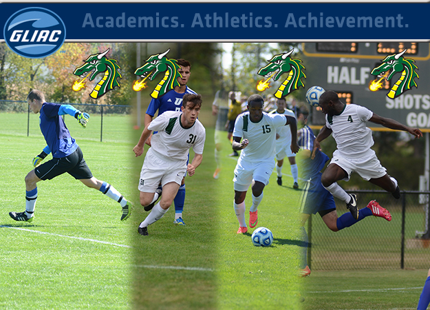 Tiffin Men's Soccer Earns Four Postseason Awards, LEC's Carmichael Coach of the Year