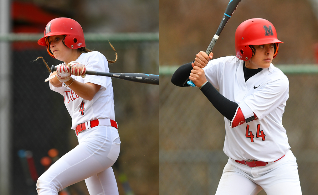 Two From Softball Earn All-Conference Honors