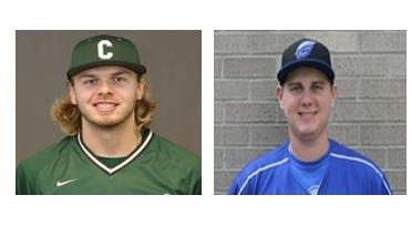 Central Division Baseball Player and Pitcher of the Week