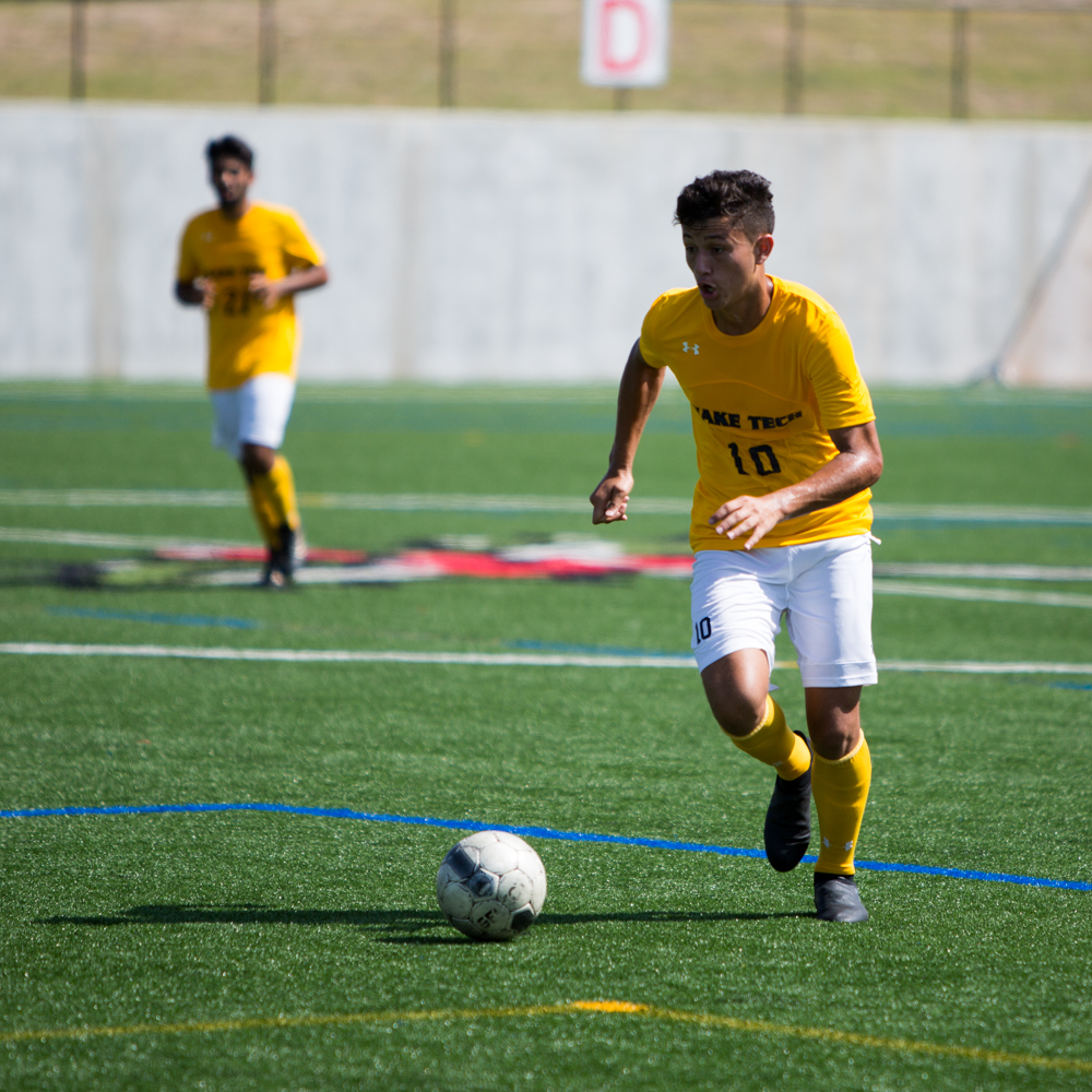 Men's Soccer Falls 1-0 to USC Salkehatchie