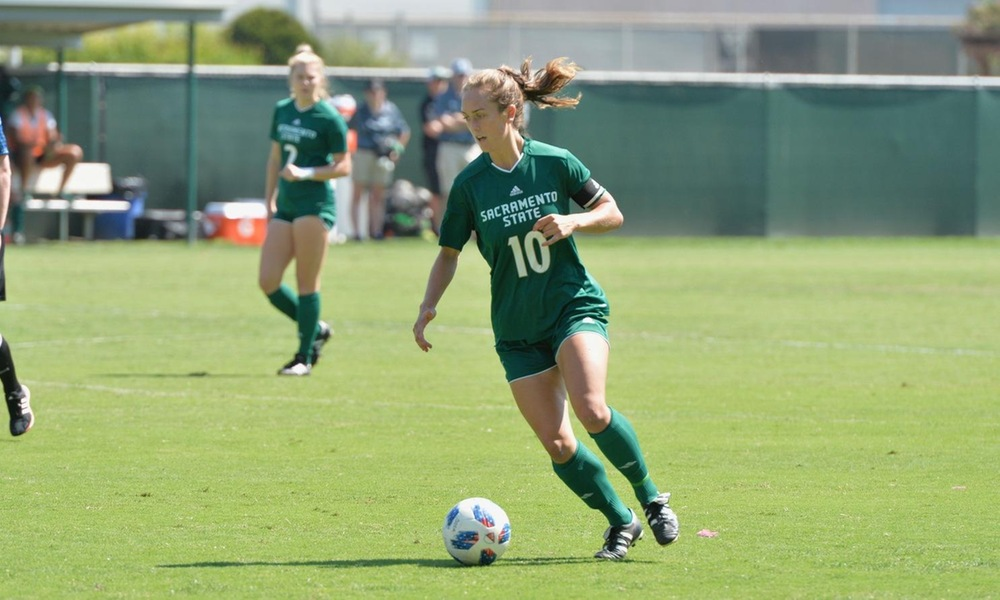 LATE THUNDERBIRDS GOAL ENDS COMEBACK BID FOR WOMEN'S SOCCER IN 3-2 LOSS AT SOUTHERN UTAH