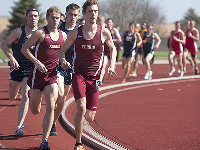 FSU Runs Well In Lone Home Meet Of Season