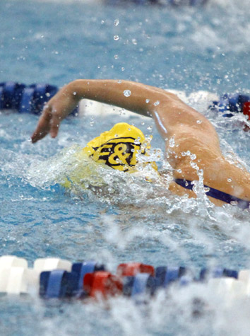 Emory & Henry Women's Swimming Opens The Season At The ODAC Relays Saturday