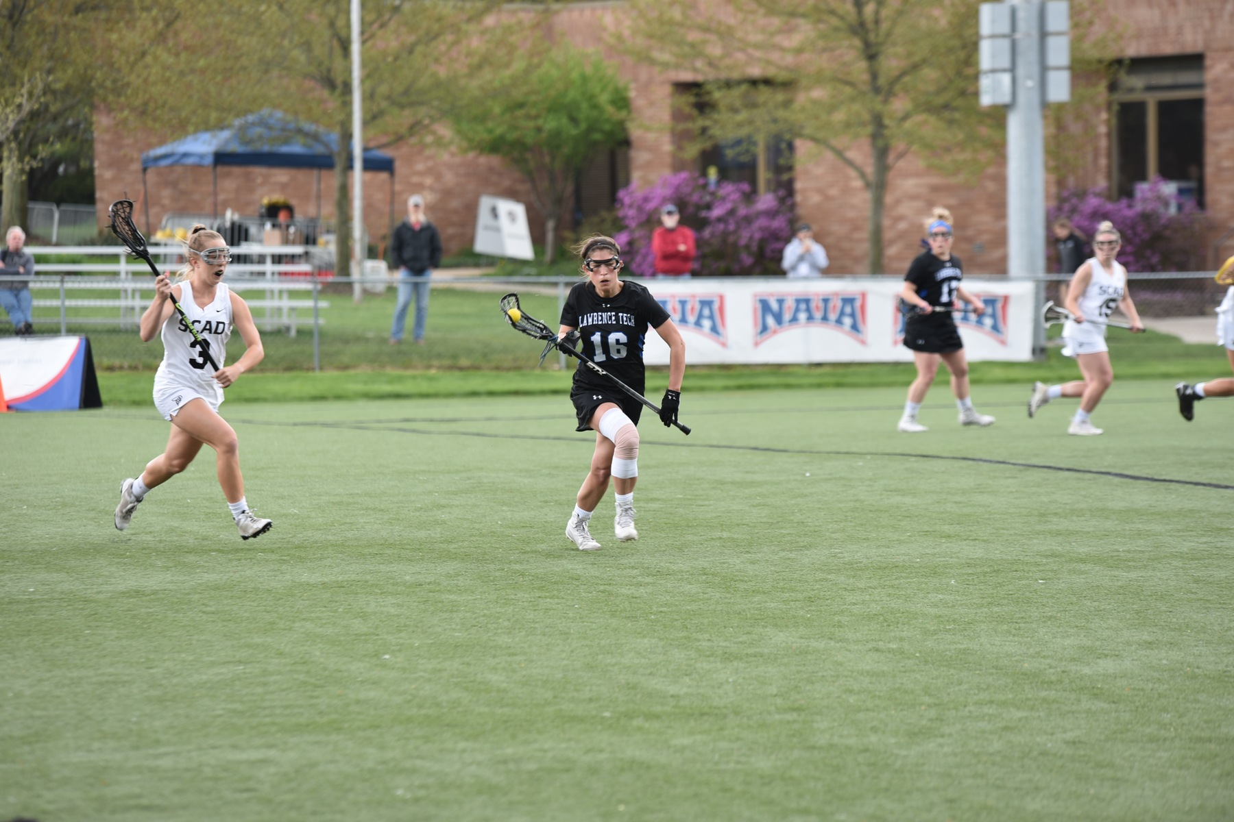 Women's Lacrosse Falls 22-10 in First Round of NAIA National Invitational to NO. 1 SCAD