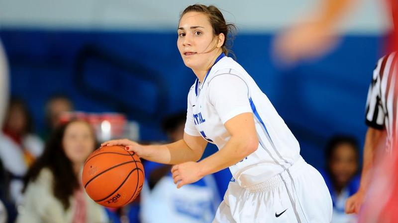Women's Basketball Tops St. Francis Brooklyn in OT