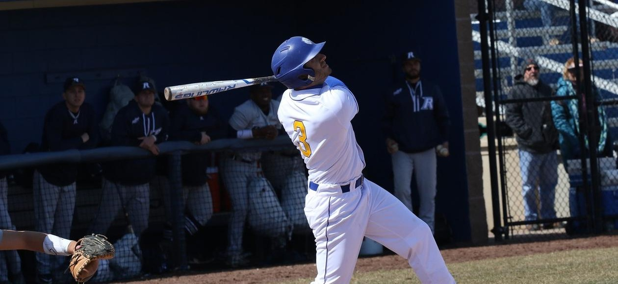 JWU Baseball Routes Wentworth 20-7