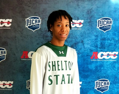Tiyah Johnson of Shelton State named NJCAA First-Team All-American