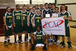 Nighthawks Win the 2008 ECAC North Championship for 2nd Straight Year