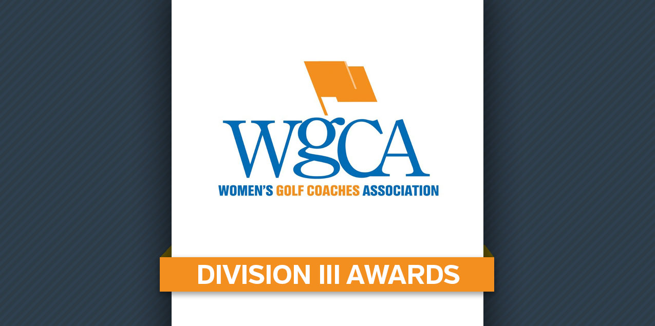 Seven SCAC Golfers Earn WGCA All-American Scholar Recognition