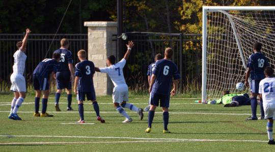 Scouting report: Men's Soccer hosts undefeated Augsburg on Saturday