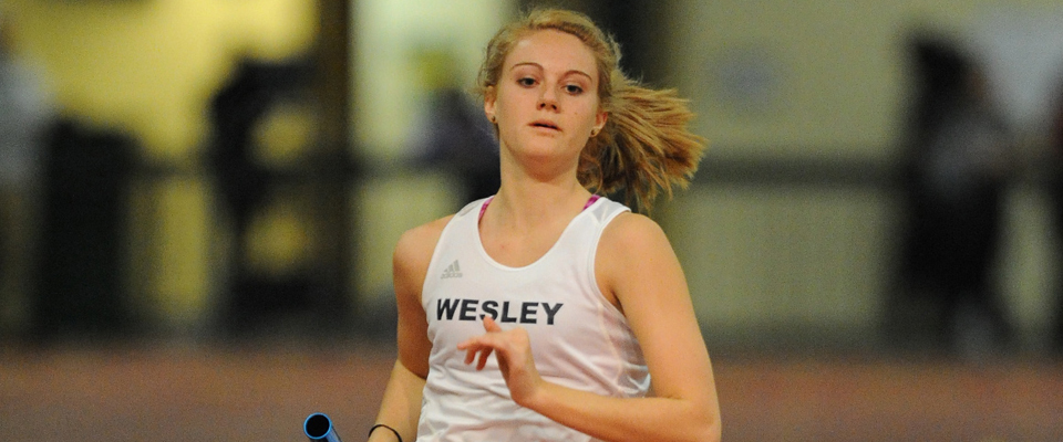 Women's Track Places Fifth at CACs