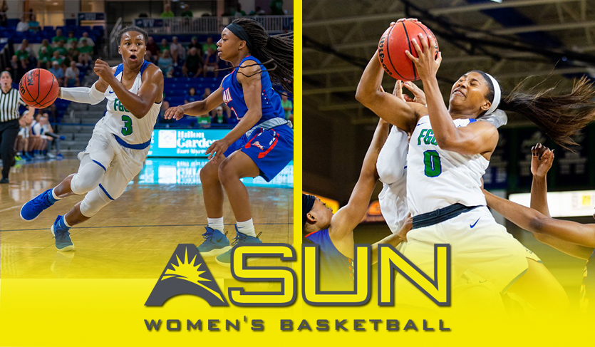 Jewett-Giles Nets 15 In Hometown Debut, @FGCU_WBB Rolls Florida Memorial