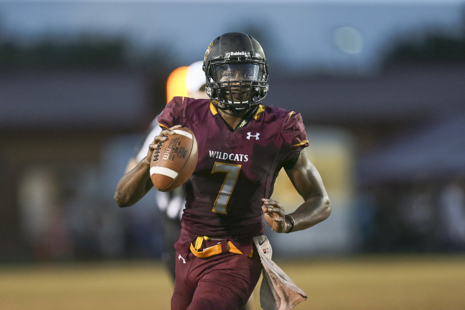 Pearl River out-scored visiting East Central 18-0 in the second half Thursday but fell to the No. 20 Warriors 24-21. (JUCOWEEKLY.ORG)