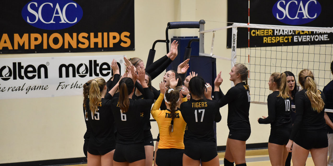 Colorado College to Play for SCAC Volleyball Championship