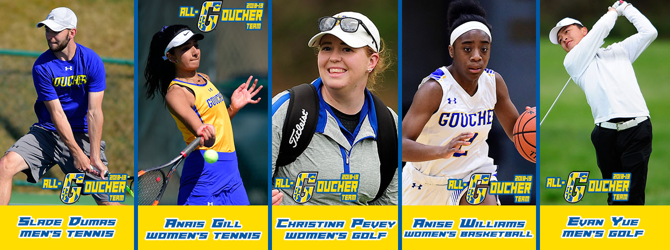 Goucher Athletics Announces All-Goucher Second Team