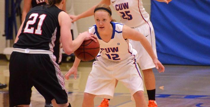 Women's Basketball earns gritty win over Benedictine