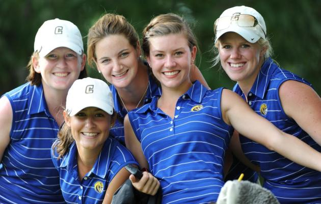 Women's Golf Earns Sportsmanship Award