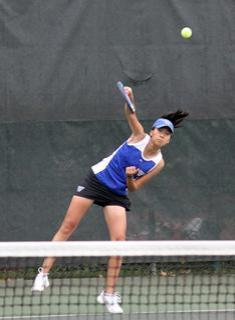 Singles Struggles Hamper Blue Tennis at Bowdoin