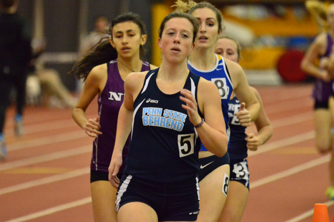 Women's Track & Field Compete at Tiffin