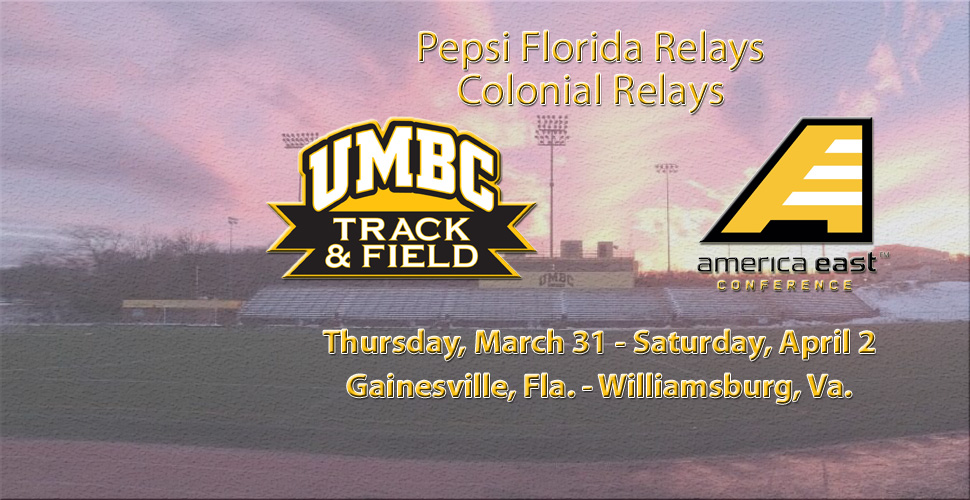 Track and Field Heads to Florida Relays and Colonial Relays This Weekend