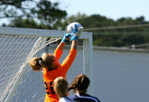 UMW Women's Soccer Battles St. Mary's to Thrilling Scoreless Tie