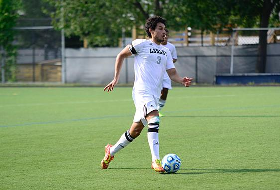 Men's Soccer Travels to DWC for NECC Semifinal Match