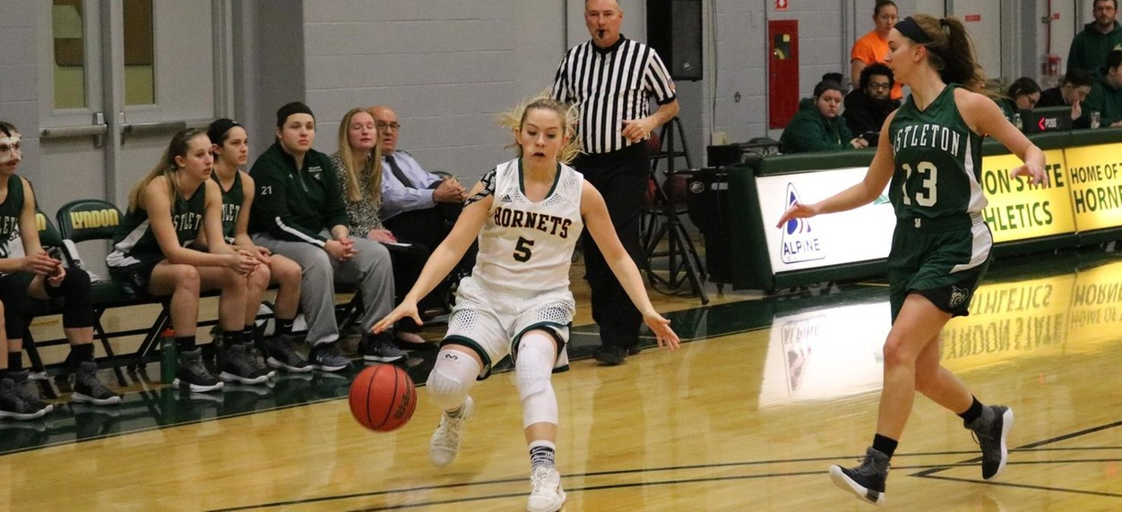 NAC leading Castleton jumps out to early lead and downs Hornet women
