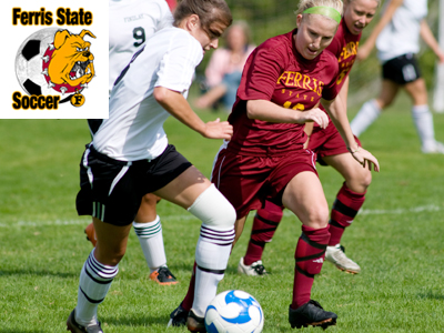 Senior Carlee Boyle and the Bulldogs start the 2010 season with a Sept. 3 home match versus Minnesota State.  (Photo by Ed Hyde)