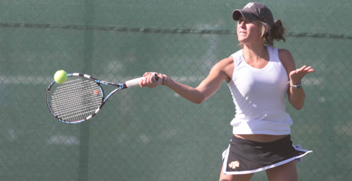Women's tennis sends four to the Hokie Fall Invitational