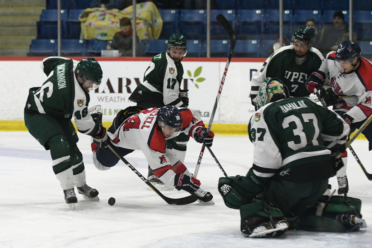 Panthers roll in Wolfville