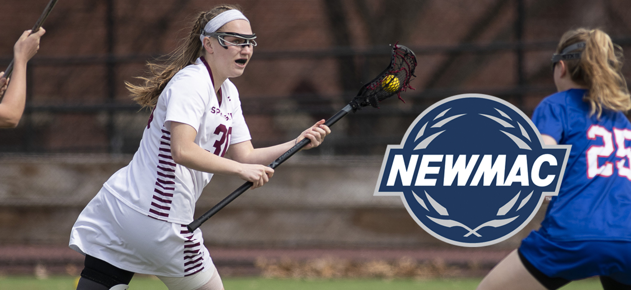 Sarnacki Collects NEWMAC Women's Lacrosse Offensive Athlete of the Week Honors